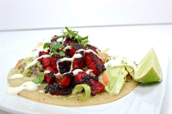 Bell Gardens, Kalifornia: Taco Revolcado