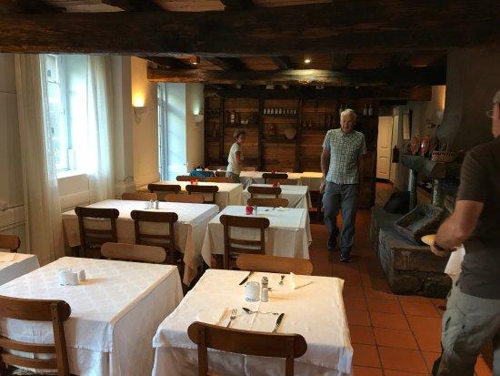 Boaventura, Portugal: salle à manger, petit déjeuner et diner