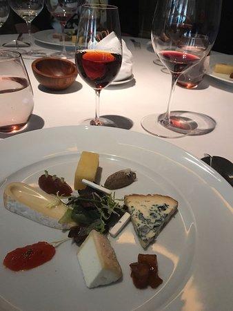 Alain Ducasse at The Dorchester: Selected rating menu photos !