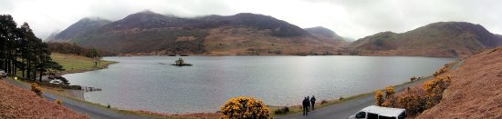 Lakes Supertours: South end of Lake Crummock