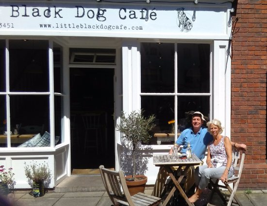 Herefordshire, UK: At the Black Dog