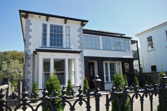 Terrace villas serviced apartments wellington new for 291 the terrace wellington new zealand