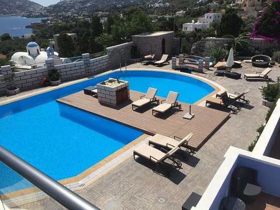 Chaise Longue Leer : Immer leer und volle sonne picture of leros princess boutique