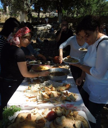 Даратсос, Греция: INNOVARCH history -themed dinner
