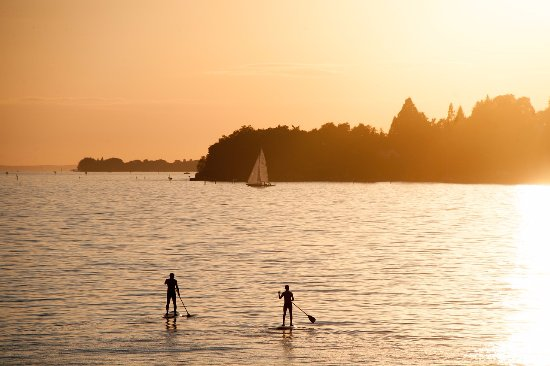 Lexington, Caroline du Sud : SUP and Kayaks are an AMAZING way to see Lake Murray