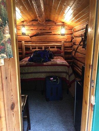 Alaska Creekside Cabins: photo3.jpg