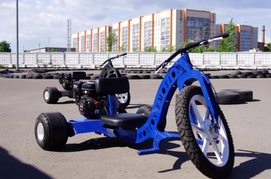 Drift Trike Club Zanos