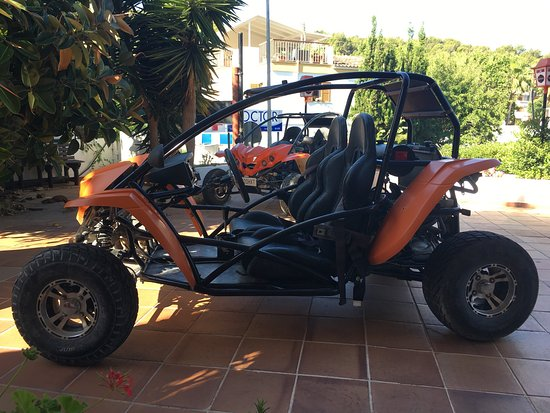 Marcus Motorbikes - Buggy-Tours