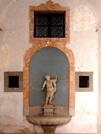 Heiligen Brunnens