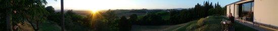 Valiano, Italia: tramonto