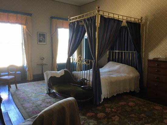 Presteigne, UK: Judge's bedroom