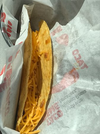 New Castle, DE: Taco from Taco Bell
