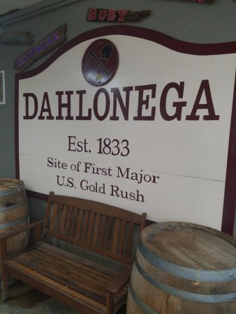 Dahlonega, جورجيا: Who Knew?