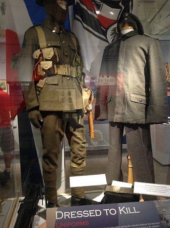 Langley Centennial Museum: Uniforms