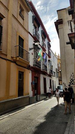 Hotel Abanico Sevilla : 20170627_092533_large.jpg