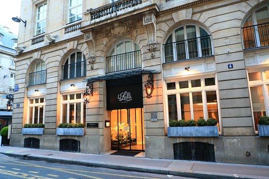 Grand hotel du palais royal picture of grand hotel du palais royal paris tripadvisor - Grand hotel palais royal ...