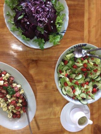 Lydenburg, Νότια Αφρική: Sunday brunch at the deli