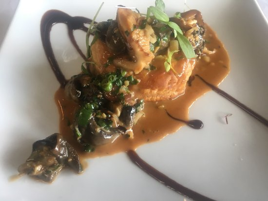The Restaurant at Gideon Ridge: Divine!