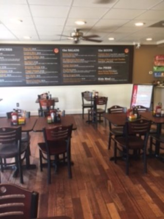 Catonsville, MD: Inside of Restaurant