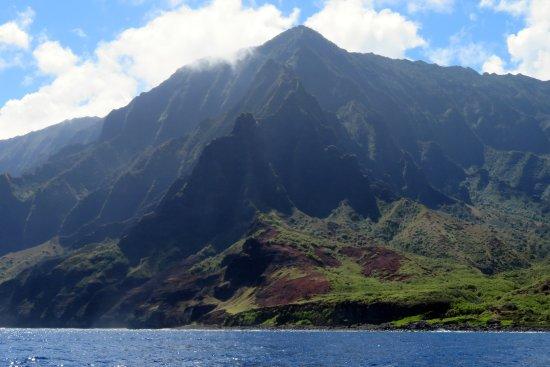 Na Pali Coast Picture Of Kauai Sea Tours Eleele