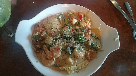 Seafood lasagna picture of olive garden bagley rd Olive garden middleburg heights ohio