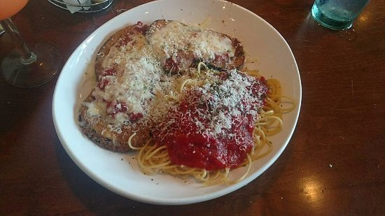Eggplant Parmigiana Picture Of Olive Garden Bagley Rd Middleburg Heights Tripadvisor