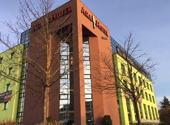 erstklassige Qualität heiß-verkauf freiheit neuesten Stil Outside - Bild von ARA Hotel - Ingolstadt - TripAdvisor
