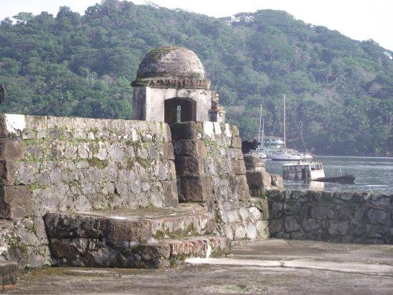 Portobelo National Park: Fort in Portobelo