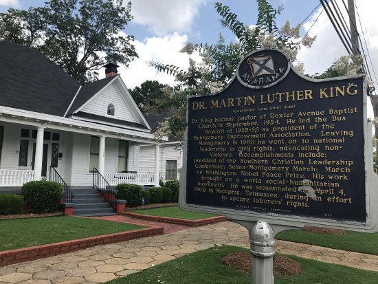 Dexter Parsonage Museum - Dr. Martin Luther King home: photo1.jpg