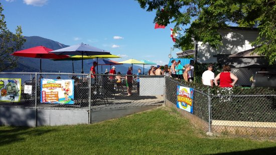Canoe Beach Cafe, Salmon Arm - Restaurant Reviews, Photos ...