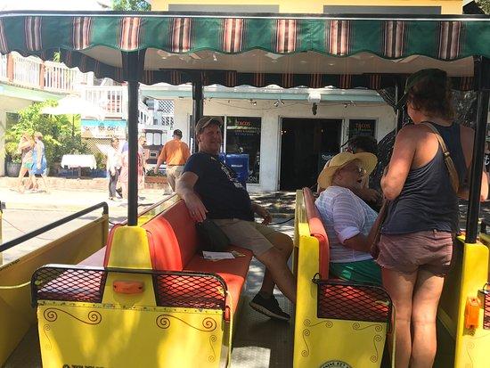 Conch Tour Train: photo2.jpg