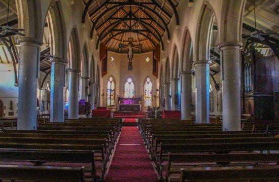 St. George's Anglican Church : Inside