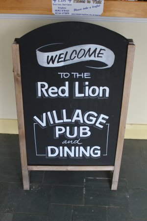 Lower Withington, UK: The Red Lion