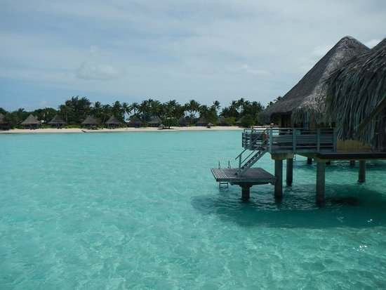 View Of Our Room From The Jetty Picture Of