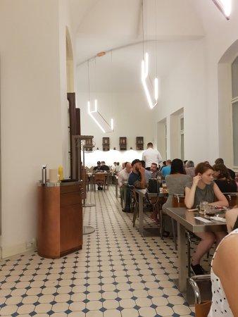 Sit Down Dining Area Obrázek Zařízení Kantyna Praha Tripadvisor