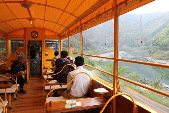 Uwajima, Japan: 四万十川に沿って
