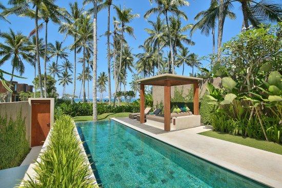 Etonnant Candi Beach Villas: Private Swimming Pool