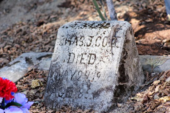 Penn Valley, CA: Cemetery stop