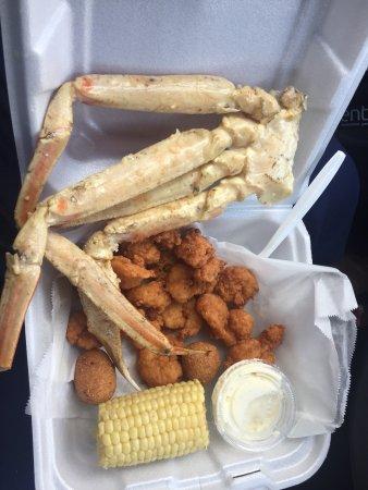 Picture of savannah 39 s fresh catch seafood for Fish market savannah ga
