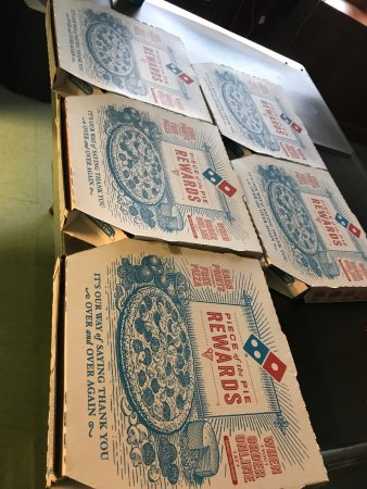 Pizza Hut: After multiple online attempts to order, I was told on the phone that the manager could not hono