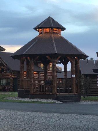 Wonderful cabin stay.