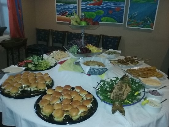 Cheboygan, MI: Parties for every type of event!