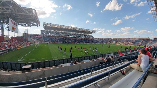 Toyota Park (Bridgeview Stadium): The Pitch