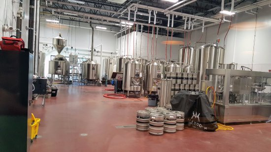 Golden, Canada:  Whitetooth Brewing Company