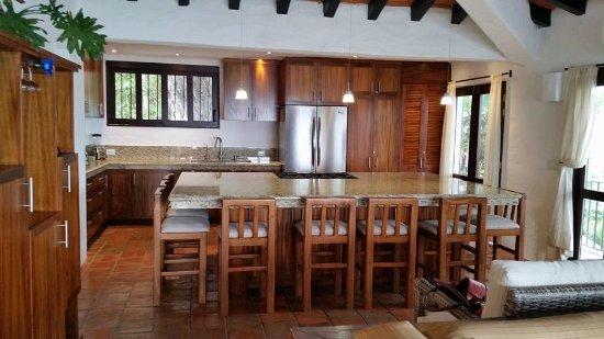 Villas Loma Linda: The amazing kitchen in Unit B7