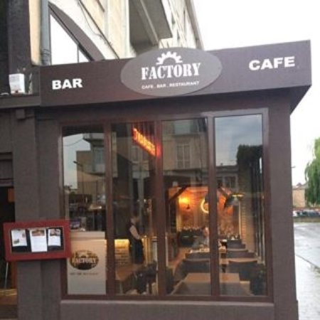 factory cafe bar restaurant douai restaurant avis num ro de t l phone photos tripadvisor. Black Bedroom Furniture Sets. Home Design Ideas