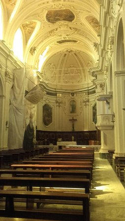 Cetraro, อิตาลี: nave principal