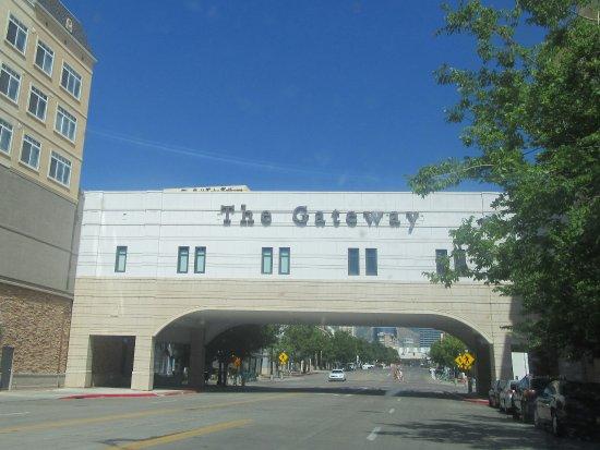 The Gateway Salt Lake City Utah