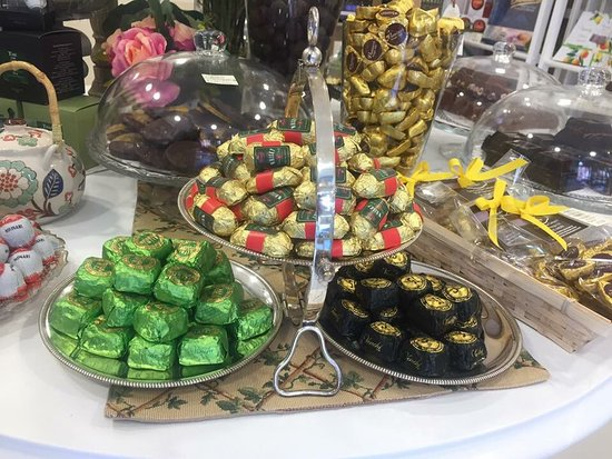 La Boutique del Cioccolato