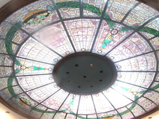Stained Glass Joseph Smith Memorial Building Salt Lake